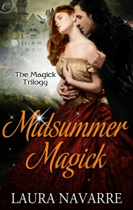 MidsummerMagick LNavarre cover