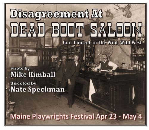 dead boot flyer