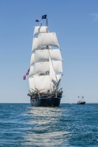 The-CHARLES-W.-MORGAN-sails-on-Block-Island-Sound-en-route-to-Newport-on-June-15-2014.