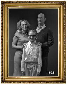 family framed