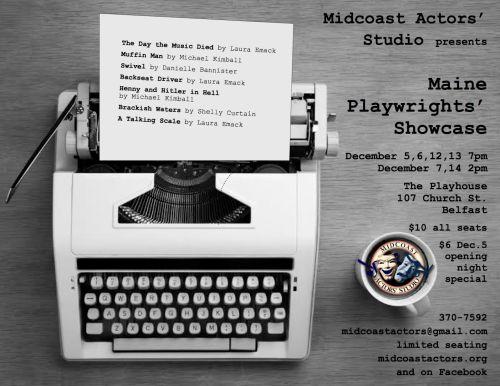 Maine Playwrights' Showcase