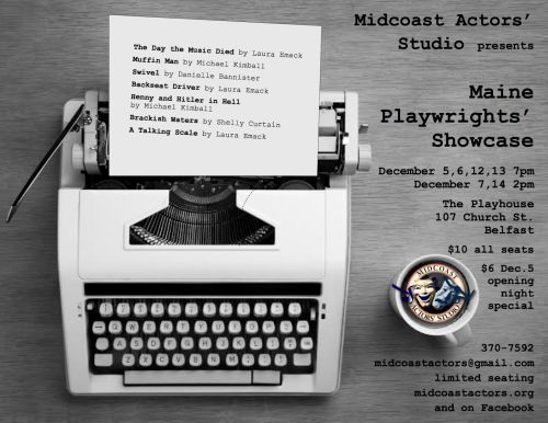 Maine Playwrights' Showcase