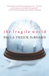 The Fragile World final front cover