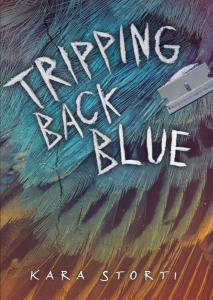 Tripping Back Blue cover